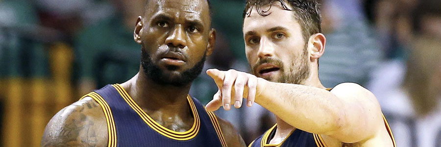 Updated NBA Championship Odds – October 11th