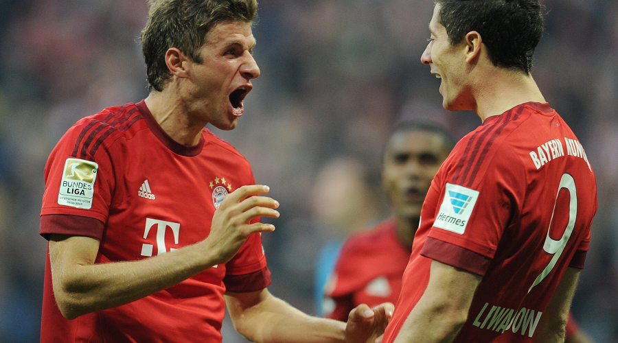 Lewandowski and Muller