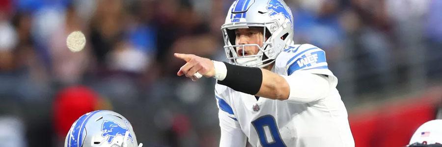 Lions vs Eagles total should go under in NFL Week 3.