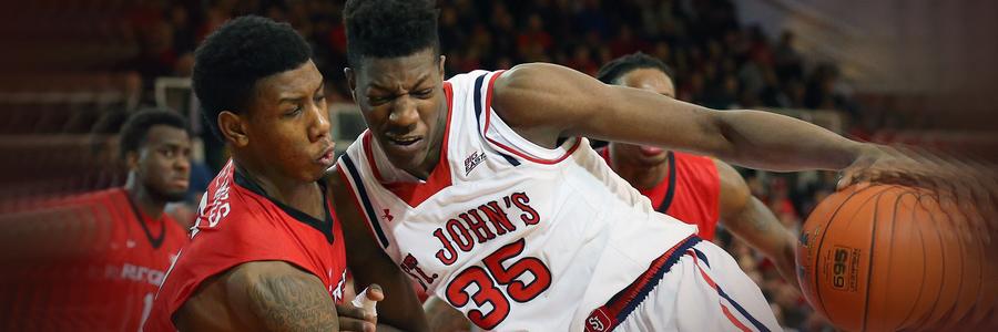 Providence vs St John's NCAA Basketball
