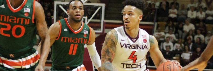MAR 15 - Virginia Tech Vs Wisconsin Free Pick, Odds & TV Info