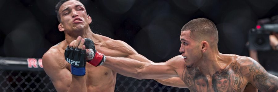 MAR 28 - UFC 210 Main Card Picks
