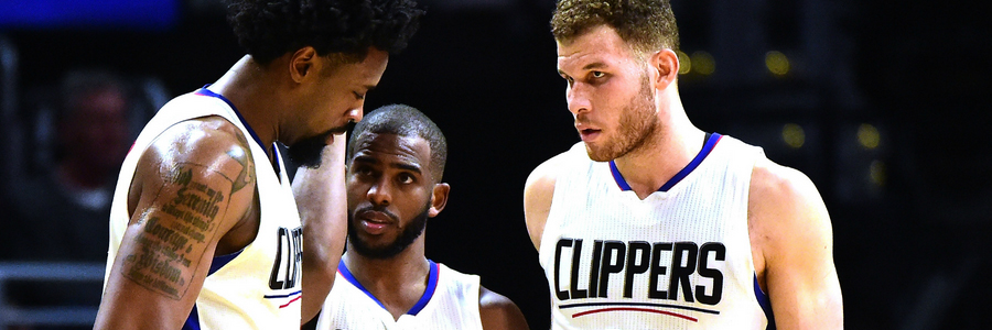 LA Lakers at LA Clippers Lines, Betting Pick & TV Info