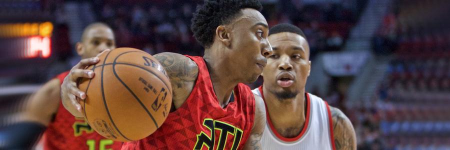 Atlanta at Toronto NBA Spread