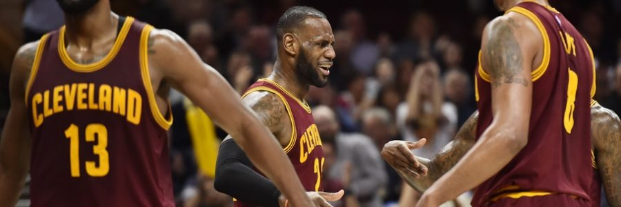 MAY 18 - Cleveland At Boston NBA Game 2 Betting Picks