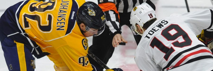 MAY 23 - Nashville Predators Betting Preview & 2017 Stanley Cup Prediction