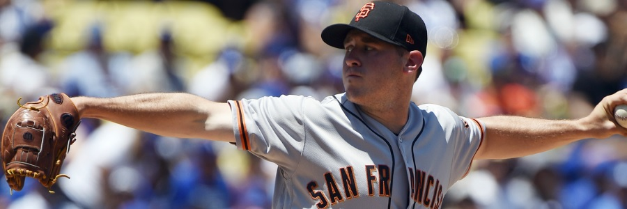 The San Francisco Giants have been a huge MLB picks disappointment this season.