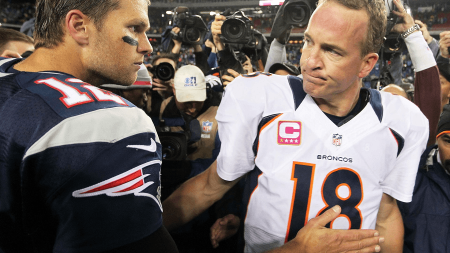 Manning and Brady two sure to be hall of famers.