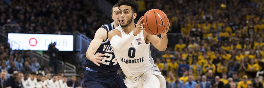 Murray State vs Marquette is one of the best games scheduled for Thursday.