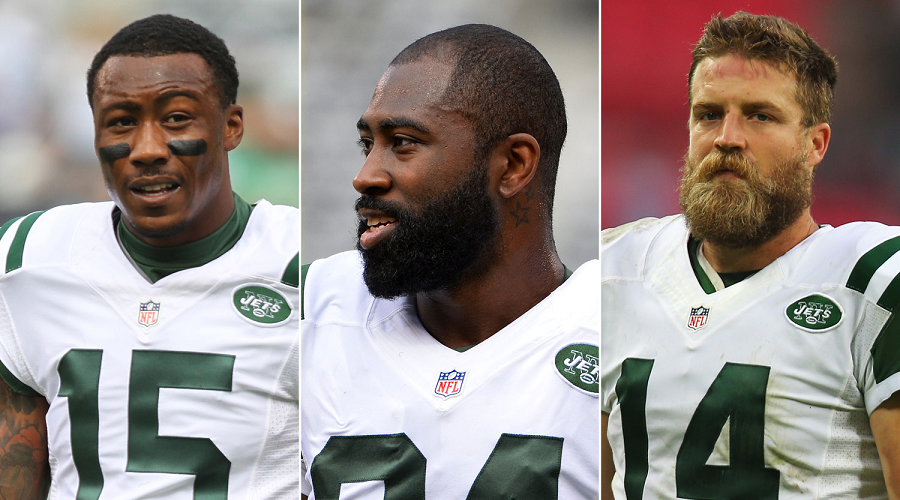 Marshall, Revis and Fitzpatrick