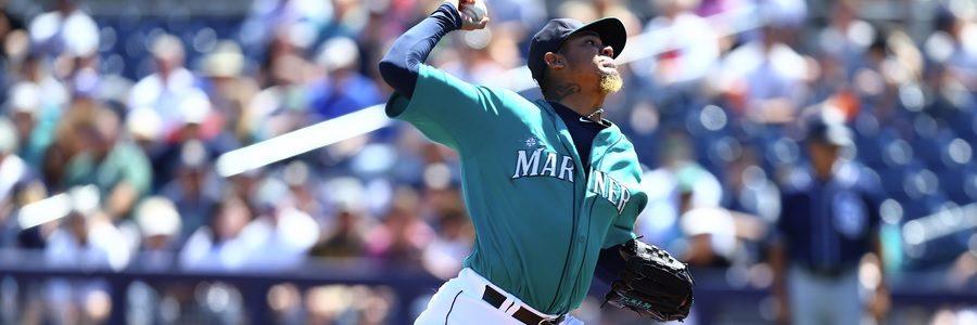 May 24 - Seattle At Washington MLB Betting Odds & TV Info