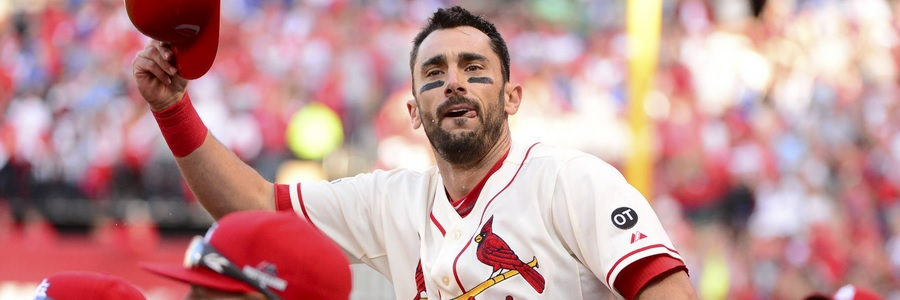 The Cardinals are underdogs in the MLB odds in their series against the Diamondbacks.