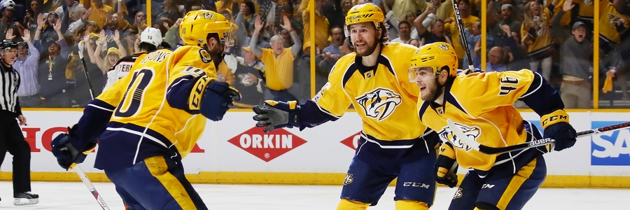 May 29 - NHL Predictions For The Predators To Overtake The Penguins
