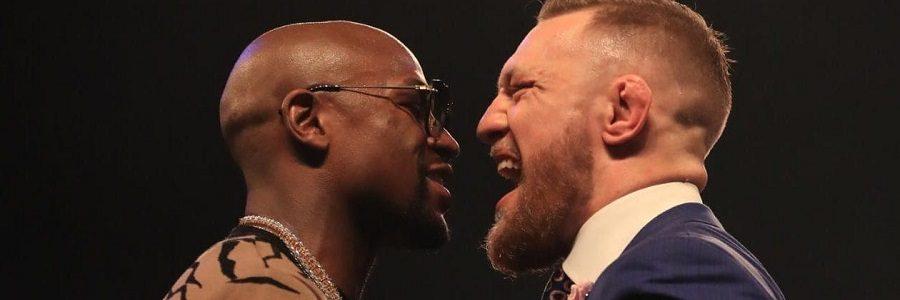 Mayweather vs McGregor Betting Props