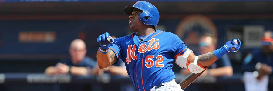 The Mets are huge favorites at the MLB Spread for Tuesday.