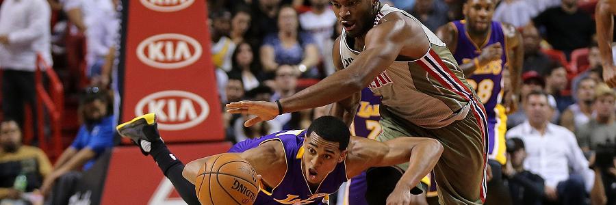 Miami Heat vs Lakers