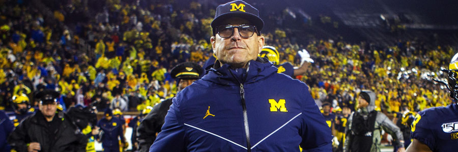 Michigan State vs Michigan should be a good one.