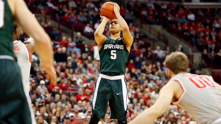 Michigan State Spartans 2016 College Basketball Betting Lines