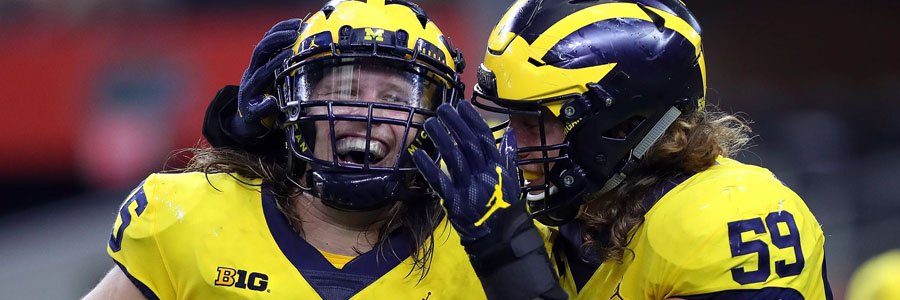 Michigan is among the favorites to win the 2020 National Championship.