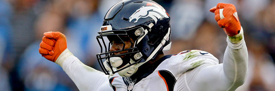 How to Bet Broncos at Cardinals NFL Week 7 Spread & Pick.
