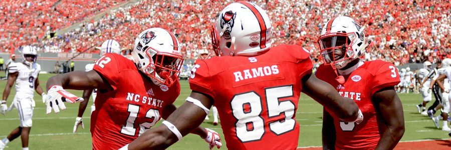 College Football Odds & Game Preview for Week 4: NC State at Florida State