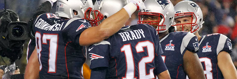 2016 AFC East Schedule Total Wins Betting Predictions