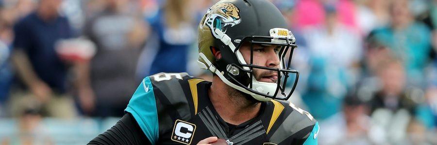 NFL Lines & Week 1 Preview Jaguars vs. Texans