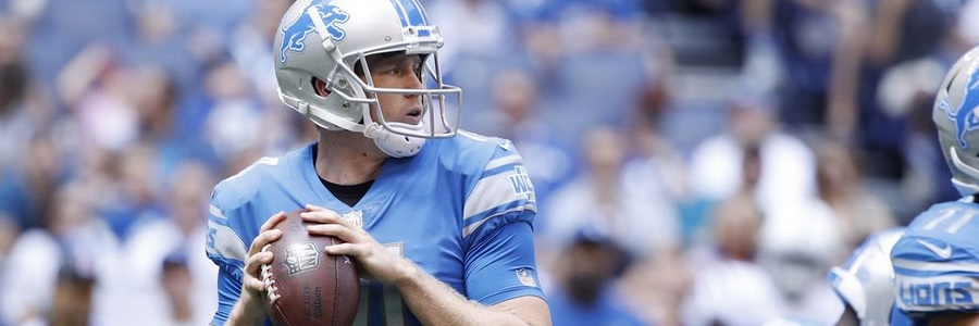 Playing at home, and according to the Week 17 NFL Spread, the Lions are favorites to beat Green Bay.