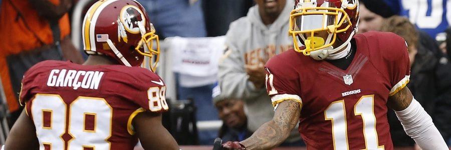 NFL Preseason Odds Washington at Baltimore