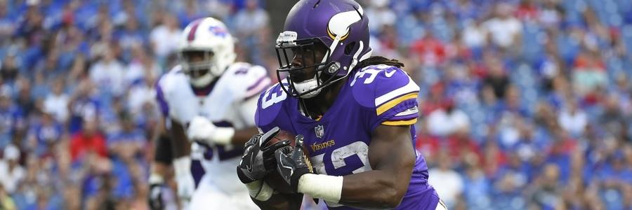 NFL Preseason Odds Week 2 Match Vikings Vs Seahawks