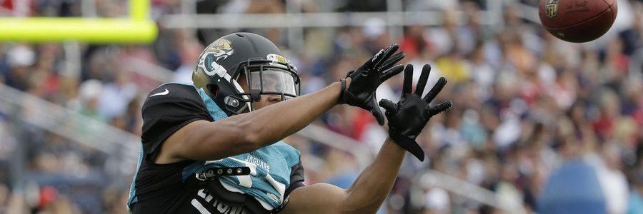 NFL Preseason Week 3 Betting Odds Panthers at Jaguars