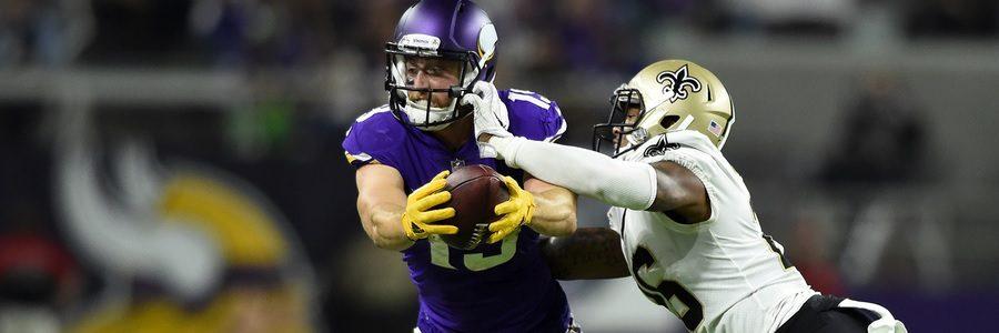NFL Week 2 Lines & Betting Analysis on Vikings at Steelers