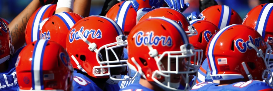 Florida Commands the College Football Odds in Week 4 Against Kentucky