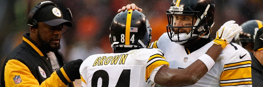 Pittsburgh is in control of the NFL Betting Lines for Week 14.