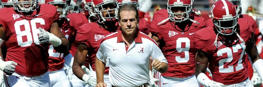 3 Reasons to Bet Against Alabama to Win College Football Playoff