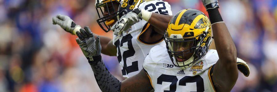 Michigan at Purdue Week 4 College Football Lines & Expert Pick