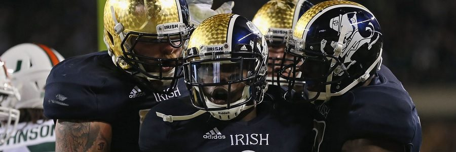Is Notre Dame a safe bet in NCAAF odds against Georgia?