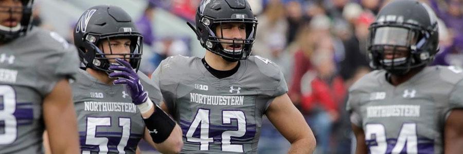 Northwestern vs Stanford 2019 College Football Week 1 Lines & Game Preview.