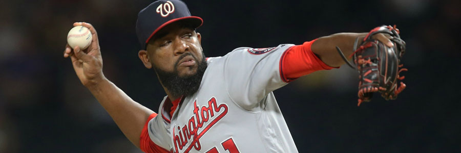 The Nationals should be one of your MLB Betting picks of the week.