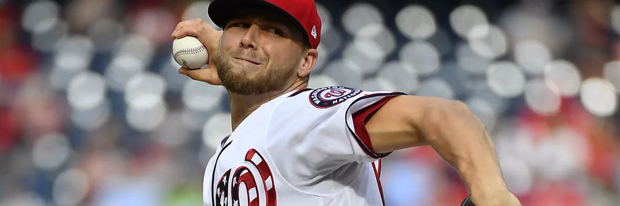 Braves vs Nationals should be a close victory for Washington.