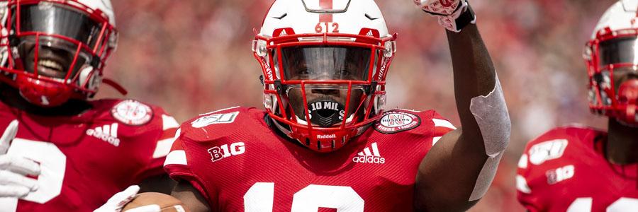Nebraska should be one of your College Football Week 9 betting picks.