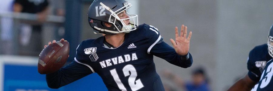 Nevada vs Oregon 2019 College Football Week 2 Spread & Analysis.
