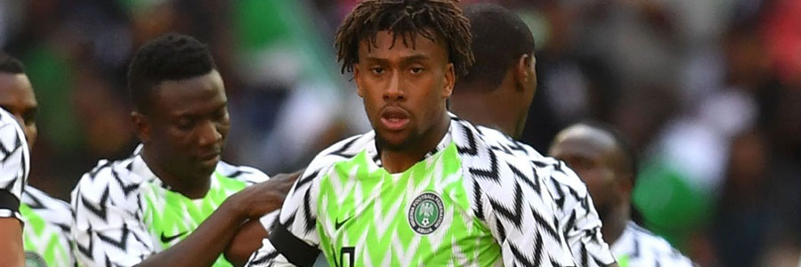 Nigeria could be a really nice surprise in the 2022 World Cup.
