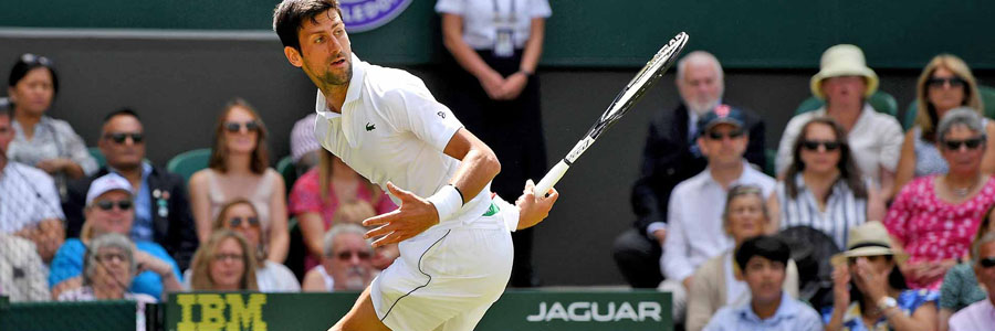 2019 Wimbledon Odds, Preview & Picks for Men's Round of 16.