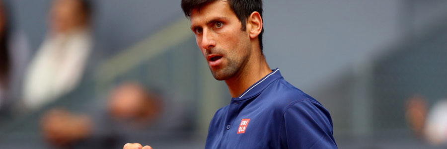 Novak Djokovic comes in as the underdog for the 2018 Wimbledon Semifinals.