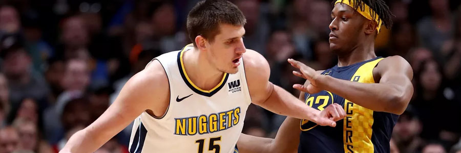Nuggets vs 76ers NBA Betting Lines & Game Preview.