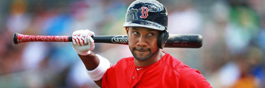 The Red Sox head into the MLB series against the Yankees as betting favorites.