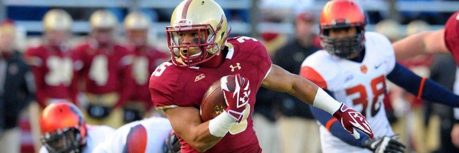 Maryland vs Boston College Quick Lane Bowl Lines, Free Pick & TV Info
