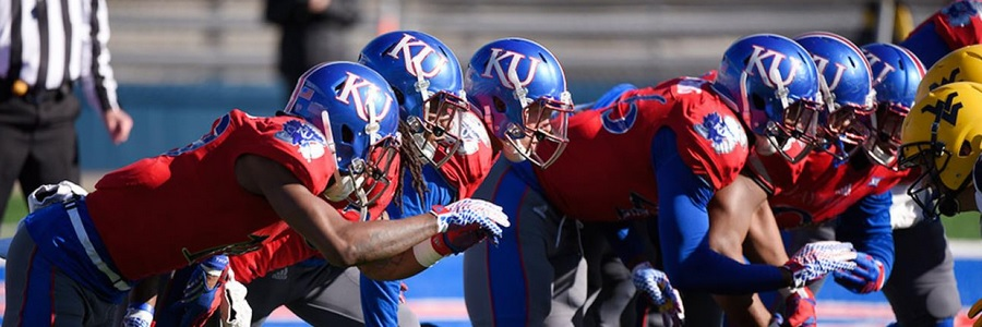Kansas at TCU Week 8 Game Info & NCAAF Betting Lines.