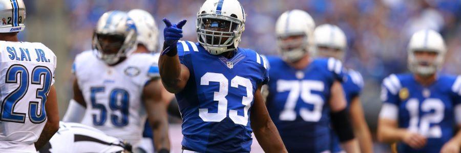 2017 Indianapolis Colts Season Win Total Prediction